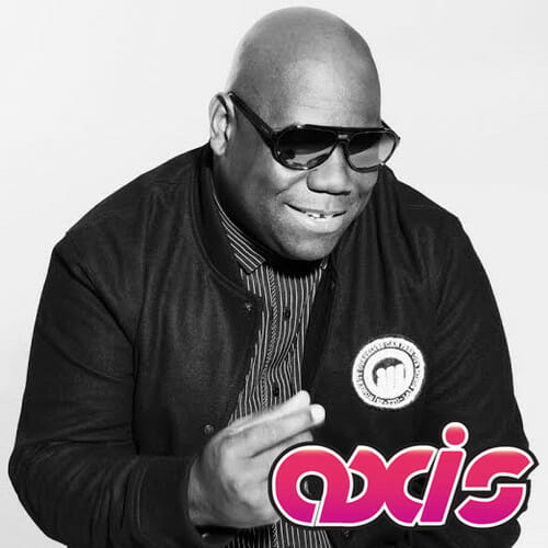 Dancing Astronaut presents Axis Episode 100: Mixed By Carl CoxCarl Co Ais