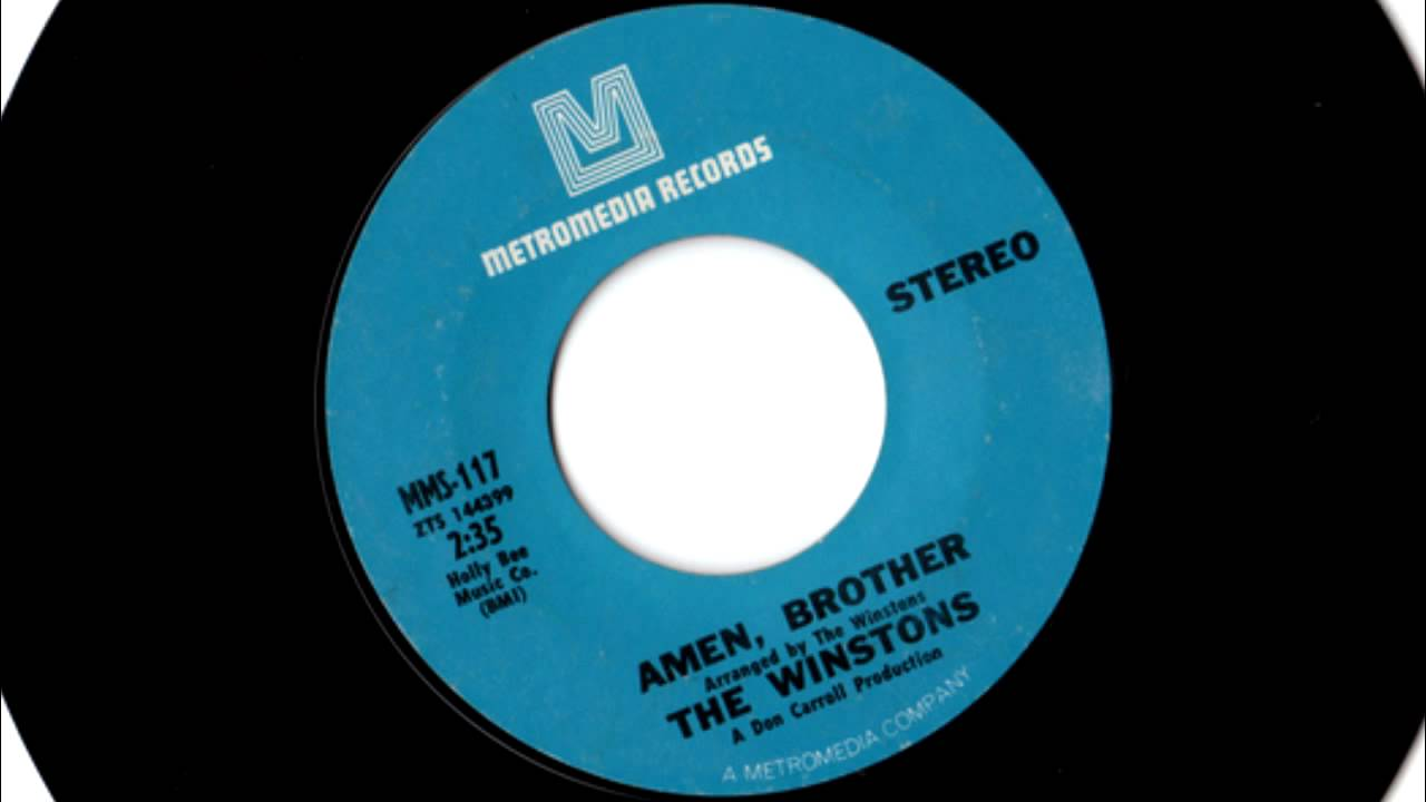 Support the creator of the Amen Break with new fundraising campaignAmen Brother The Winstons