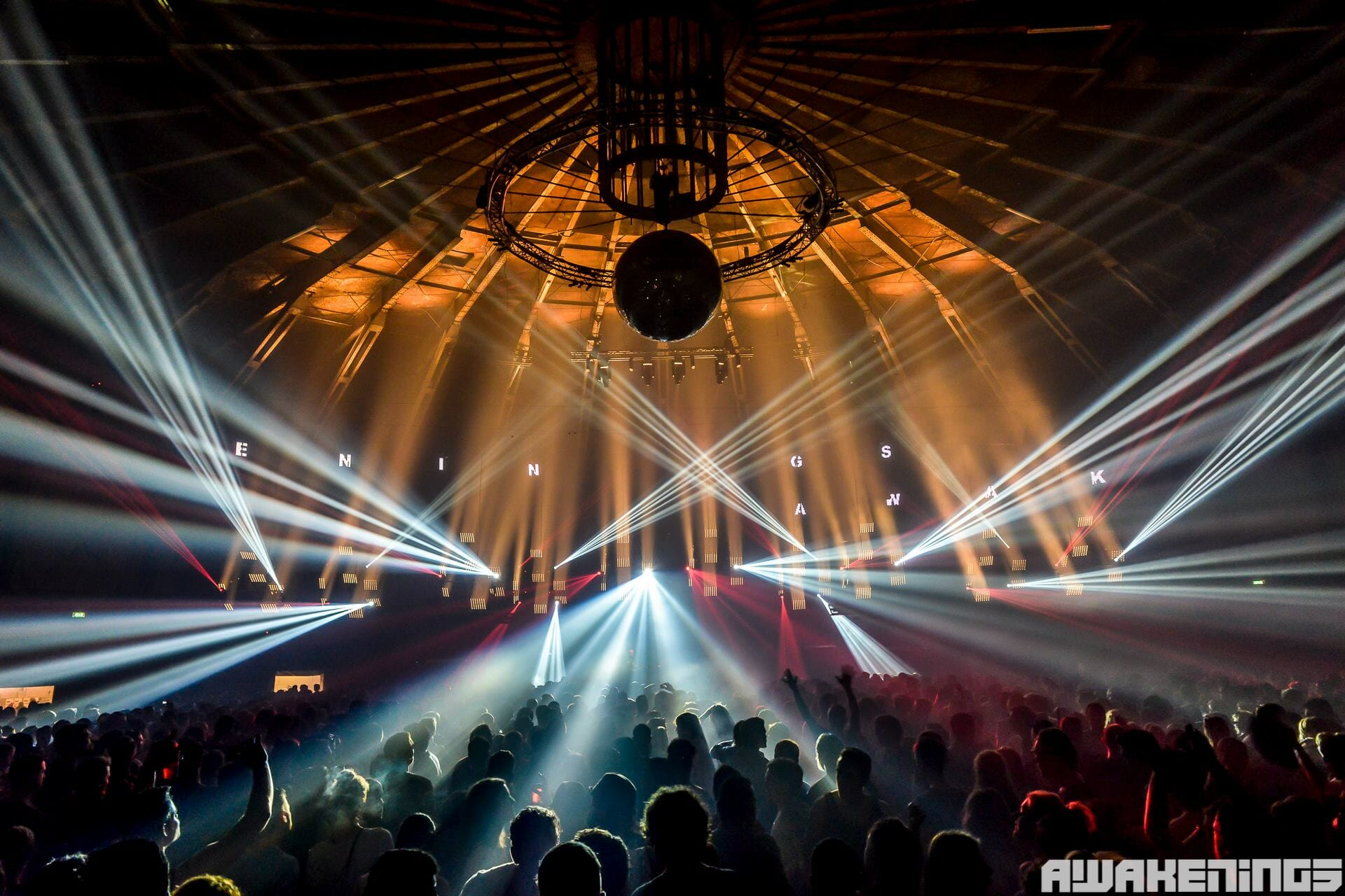 Nicole Moudaber & Victor Calderone revealed as surprise guests at Awakenings in New YorkAwakenings