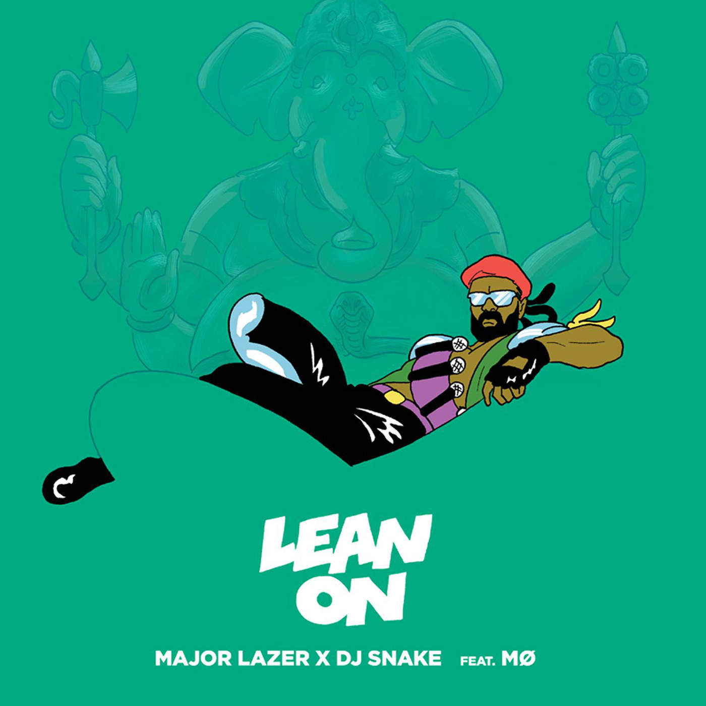 Major Lazer and DJ Snake hit India for new music video for 'Lean On'Leanon
