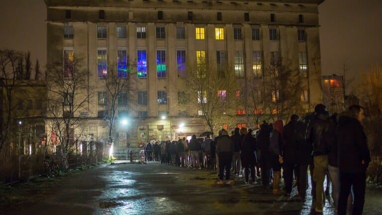 Berghain confirms opening of new floor, SäuleBerghain