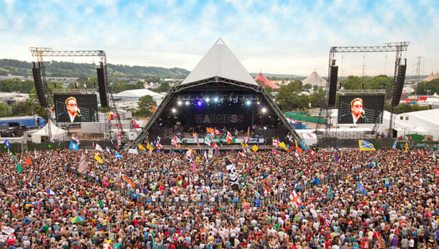 Glastonbury is giving new artists the chance to play the 2016 festivalGlastonbury 2