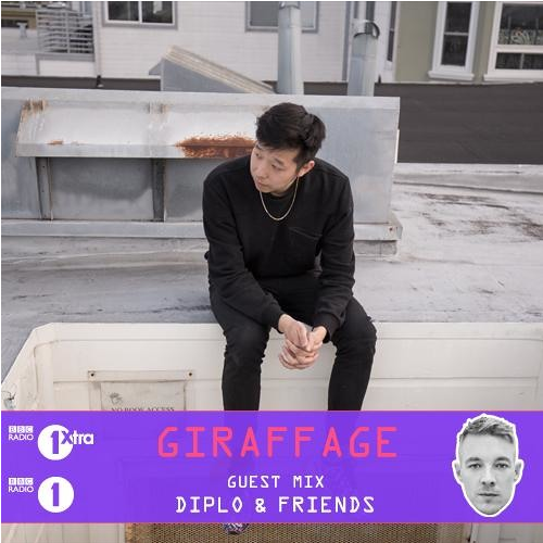 Giraffage drops fresh mix on Diplo & Friends with '75% new music'Screen Shot 2015 07 20 At 4.43.04 PM