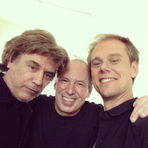 "Armin van Buuren & Jean Michel-Jarre produce ""a mixture of space meeting Burning Man""Stardust"