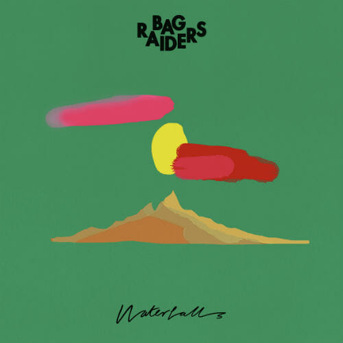 Bag Raiders – Waterfalls EPWaterfalls