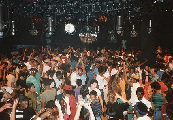 Iconic LGBT nightclub Paradise Garage will return for one night at Verboten in BrooklynParadiseGarage Nov19815