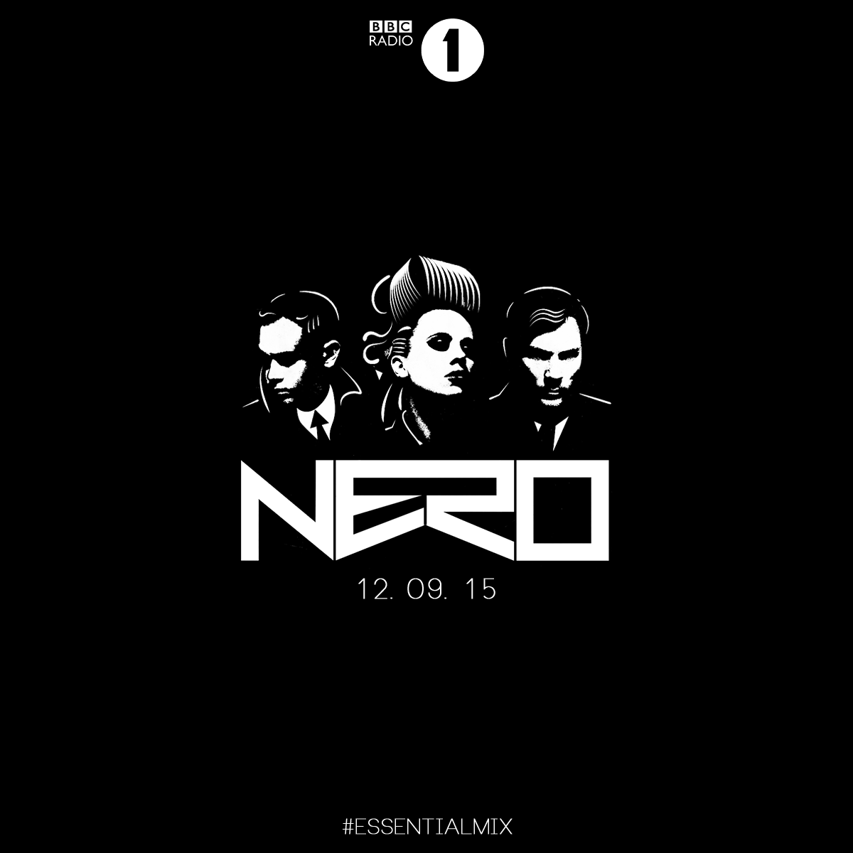 Listen to Nero's new BBC Radio 1 Essential MixNero Essential Mi
