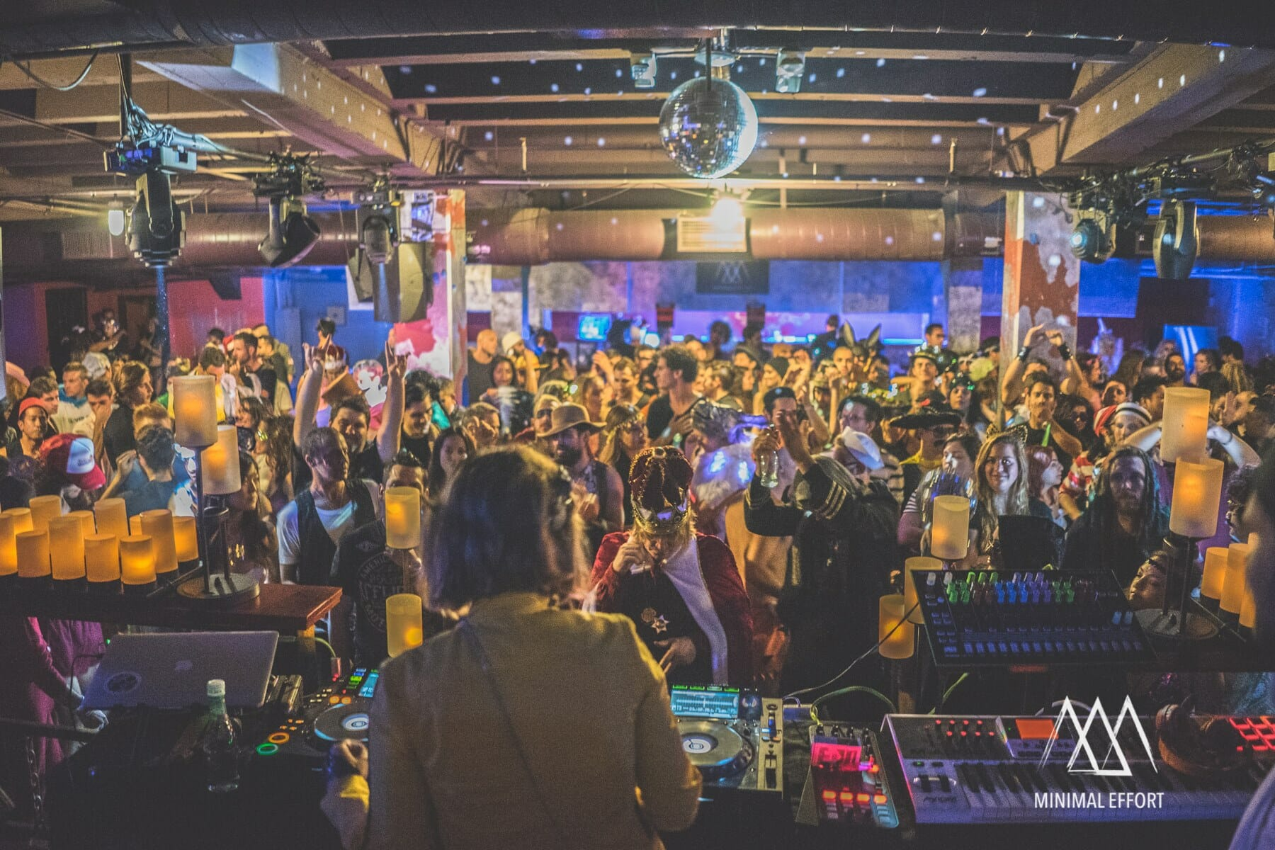 Dancing Astronaut's Guide to NYE in Los AngelesMinimal Effort NYE