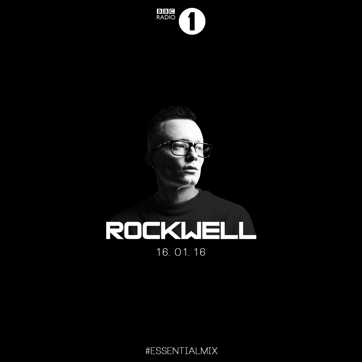 Rockwell delivers stellar drum 'n' bass Essential MixRockwell Essential Mi
