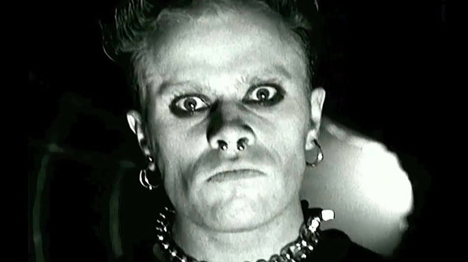 Anonymous target The Prodigy frontman Keith FlintKeith Flint