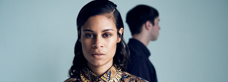 Watch AlunaGeorge cover Justin Bieber's 'Company' from the BBC Radio 1 Live LoungeAlunageorge