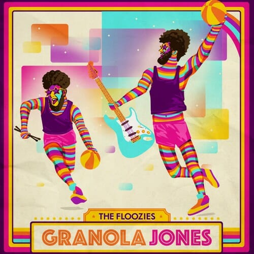 The Floozies channel modern funk with 'Granola Jones' [EP Review]Granola Jones