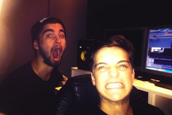 Dyro and Martin Garrix's collaboration is nearly completeMartin Garri Dyro