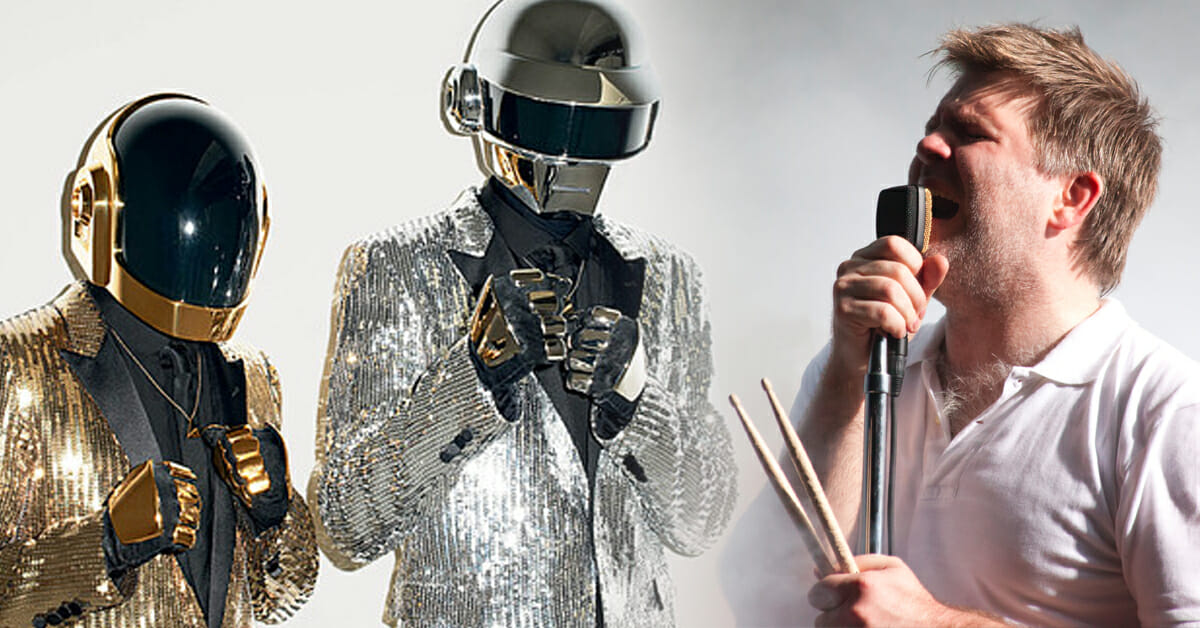 LCD Soundsystem backs out of Coachella performance, Daft Punk to fill inDaft Punk Lcd