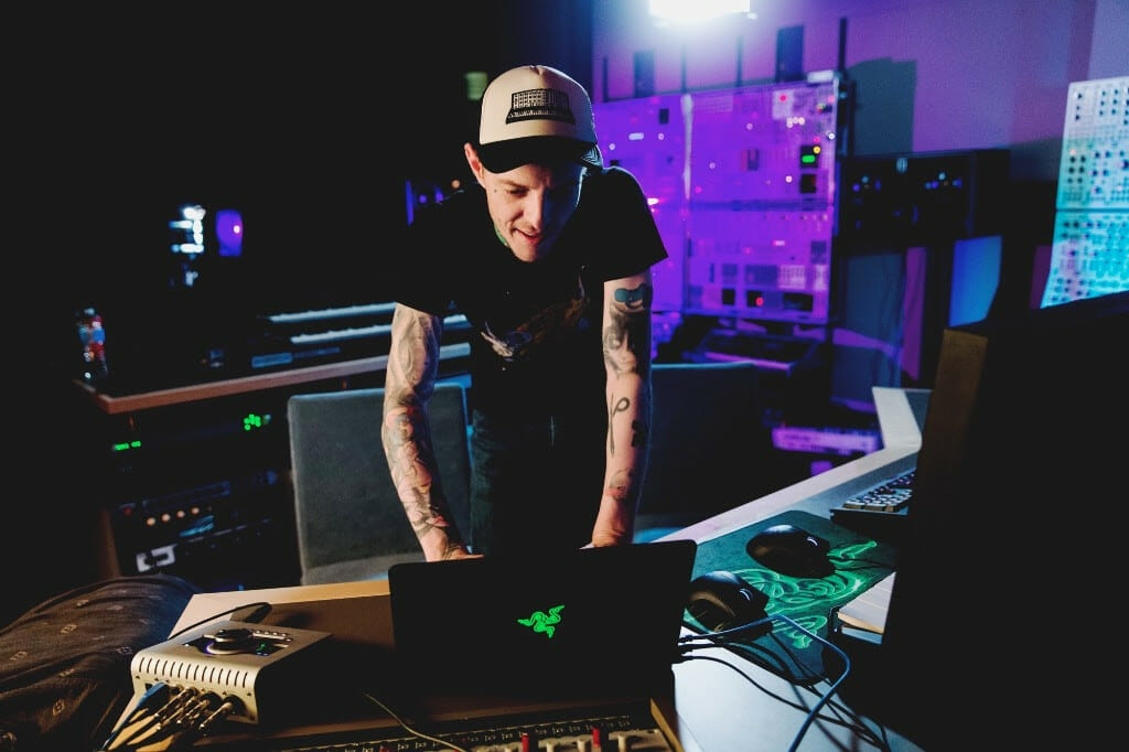 Listen to deadmau5's forthcoming track, 'Analogical'Deadmau5 Razer
