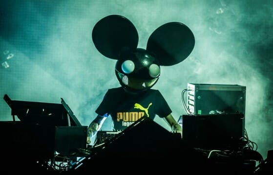 deadmau5 just earned a BBC Radio 1 residency for 2017Deadmau5
