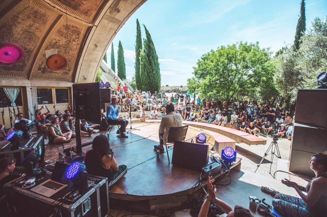 FORM Arcosanti announces stellar cultural programming for 2019 installmentForm Arcosanti 2016 Education
