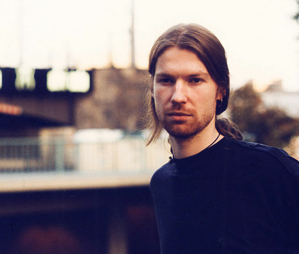 Watch Aphex Twin's first US performance in 8 yearsAphe Twin Electronic Beats