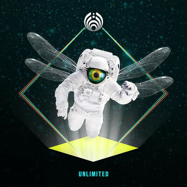 Bassnectar drops four new tracks ahead of new album 'Unlimited'Bassnectar Unlimited Lp Artwork
