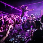 Hot Since 82 shiver timbers, DJs live from a pirate ship [Watch]Hot Since 82 Action Shot 2