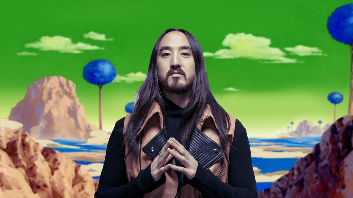 Steve Aoki to remix classic Dragon Ball Z tracks for new video gameSteve Aoki Dragon Ball