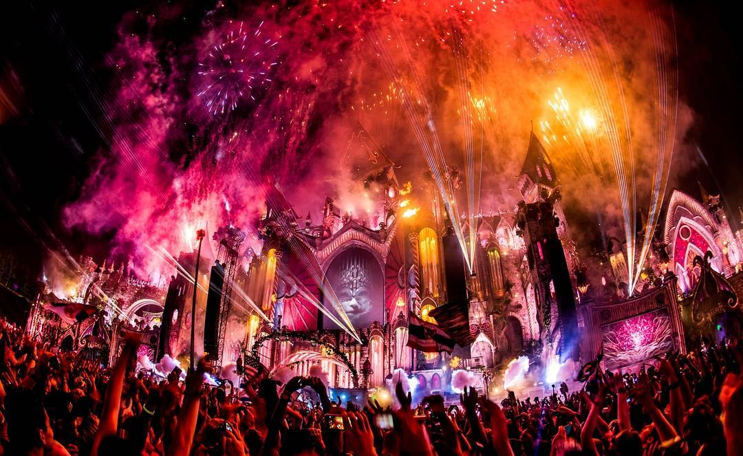 Tomorrowland to expand to two weekends in 2017Tomorrowland GramPic