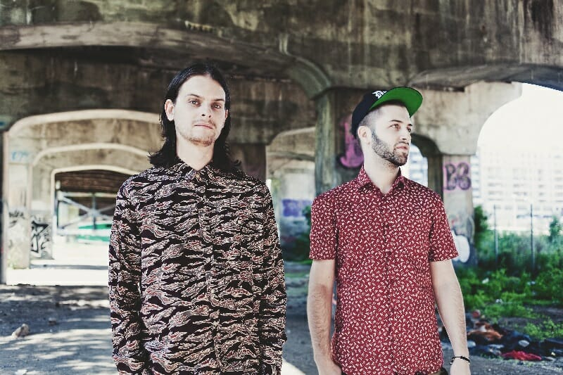 Good Morning Mix: Zeds Dead drop a heavy hour long session for HARD's mixtape seriesZeds Dead Press Photo 2014