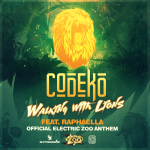 Codeko unveils official Electric Zoo 2016 anthem, 'Walking With Lions'Codeko Electric Zoo Anthem