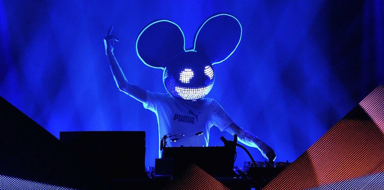 deadmau5 releases new album 'stuff i used to do' for freeDeadmau5 Led Helmet 2