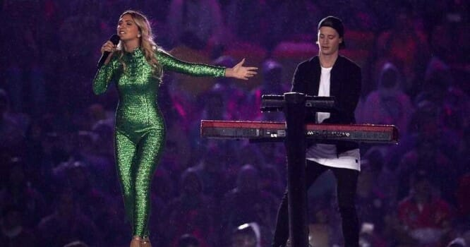 Kygo makes history with performance from the Olympics Closing CeremonyKygo Olympics