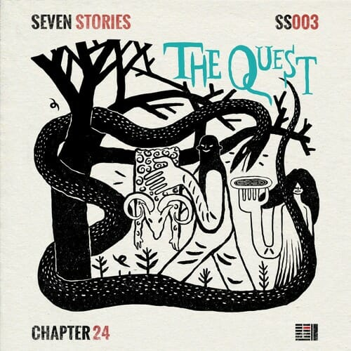Chapter 24 Records releases shadowy new 7-track compilation, 'The Quest'Artworks 000180856241 Gou9zg T