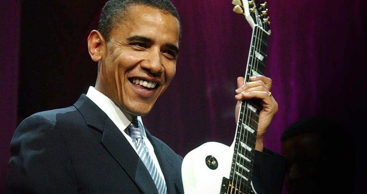 President Obama shares his top tracks of 2017Barack Obama June 2016 African American Music Appreciation Month