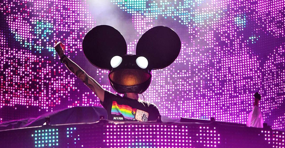 deadmau5's next single and album tracklist have leakedDeadmau5