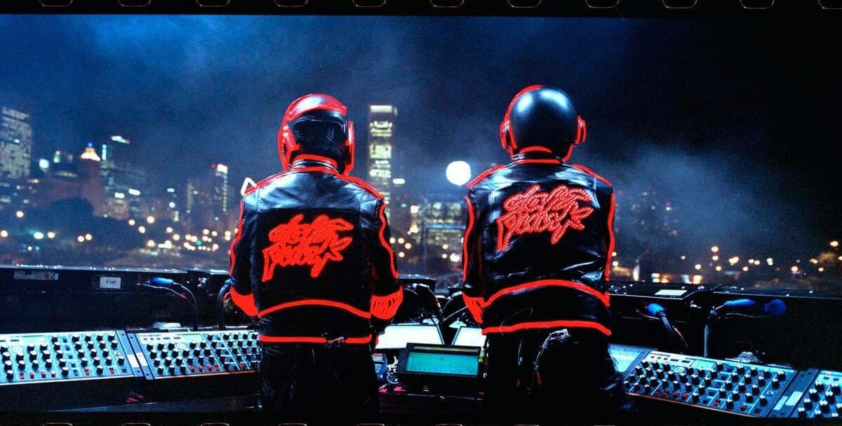 5 things we love about Daft Punk's new collaboration with The WeekndRs 220132 DAFTPUNKUNCHAINED 3428333 UN 01 1