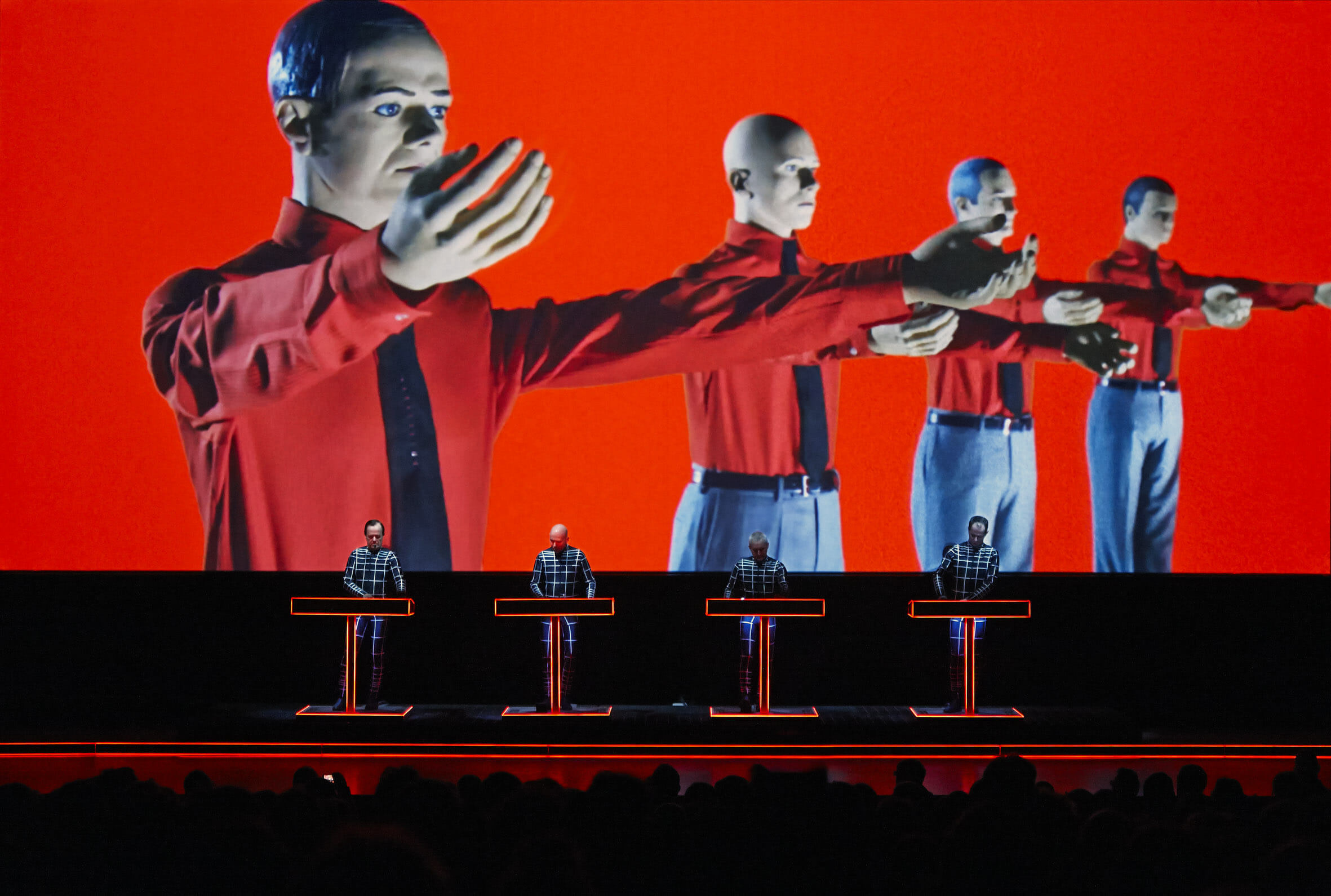 Kraftwerk among this year's Rock and Roll Hall of Fame nomineesKraftwerk