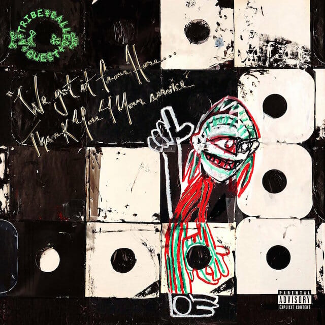 Stream A Tribe Called Quest's final album, 'We Got It From Here… Thank You 4 Your Service'Atcq