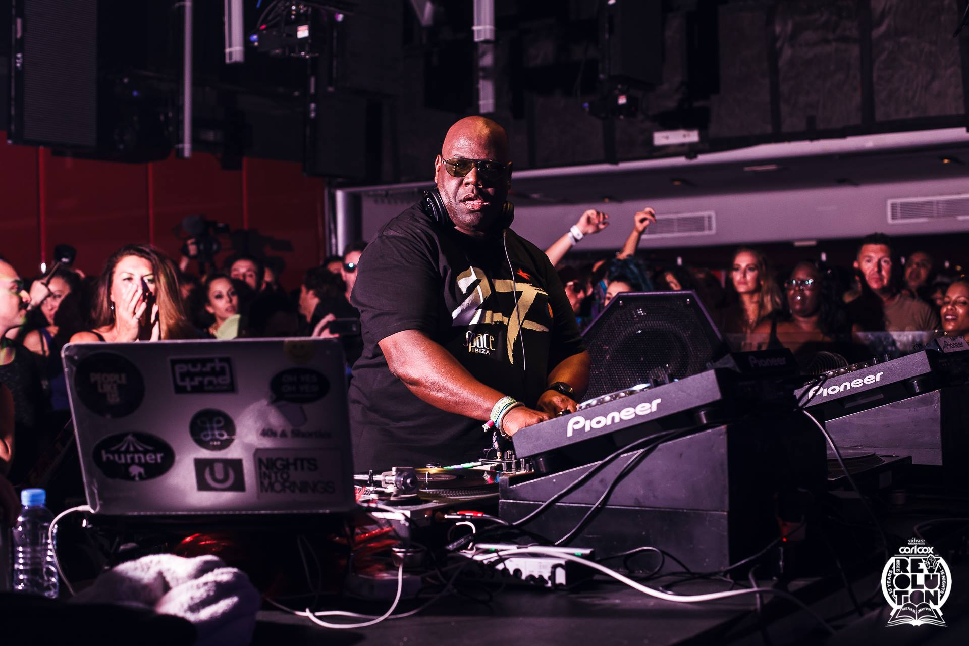 Carl Cox announces his first Ibiza dates for 2017Carl Co Space