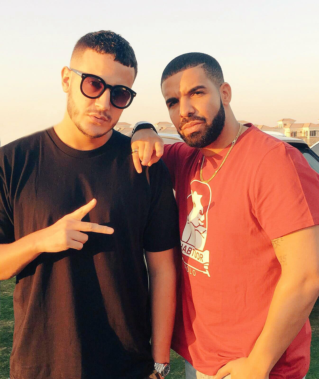 DJ Snake hints at forthcoming Drake collaborationDJ Snake And That Degrassi Dude