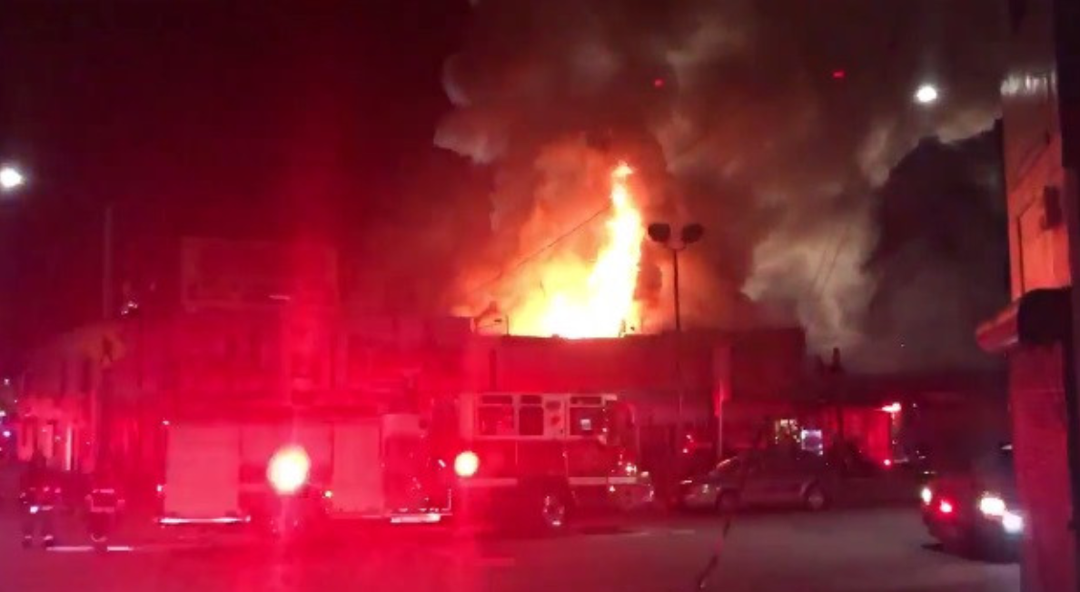 Fire at California warehouse party leaves 9 dead, 25 missingOakland Rave Fire