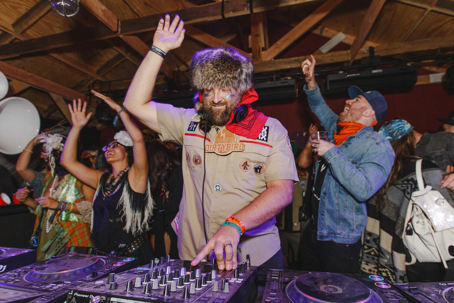 Dirtybird Campout East shares staggering final phase of inaugural lineupClaude Vonstroke Djing Dirtybird Campout