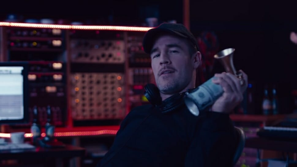 James Van Der Beek to star as Diplo in new Viceland series, 'What Would Diplo Do?'James Van Der Beek Diplo