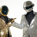 Celebrate the 20th anniversary of Daft Punk's seminal 'Discovery' with Spotify's new 'Enhanced Playlist'Daft Punk Pointing Terry Richardson