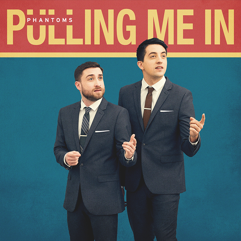 """Phantoms announce debut album with new single, """"Pulling Me In"""" [Stream]Phantoms"""