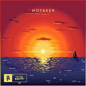 Notaker continues his strong run of releases with 'Shimmer'Shimmer Original Mi Large