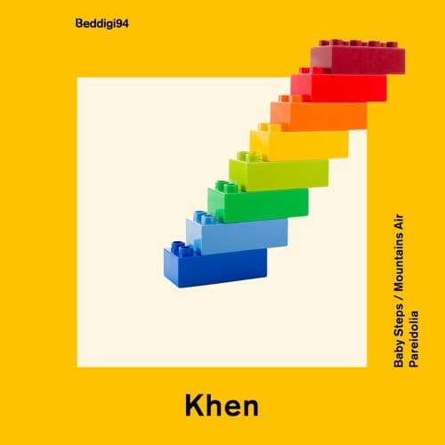 Khen enchants listeners with his debut EP on Bedrock, 'Baby Steps'Khen Baby Steps