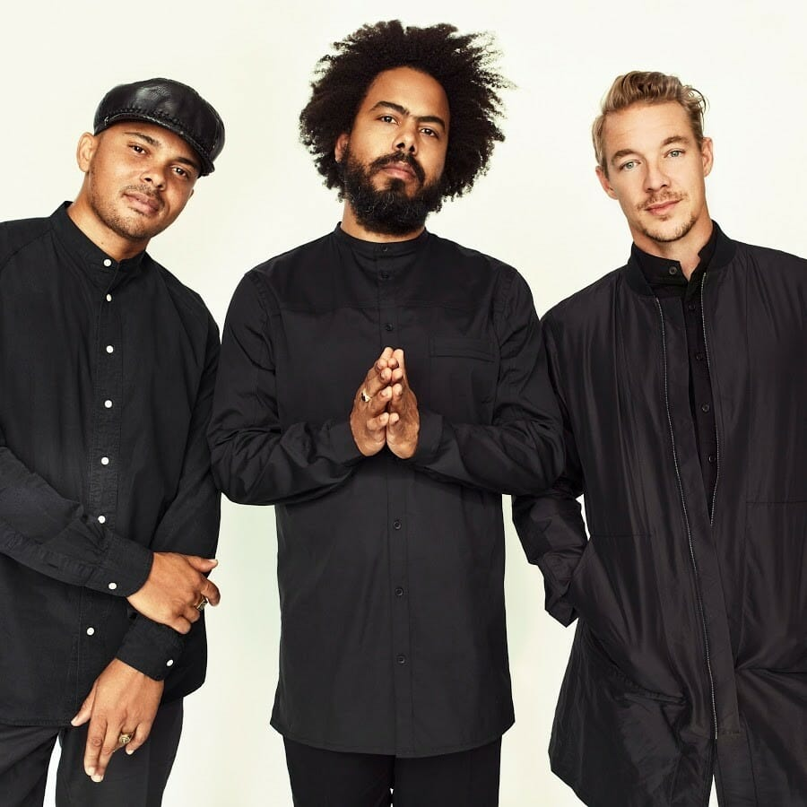 Watch the video for Major Lazer, Nicki Minaj and PARTYNEXTDOOR's 'Run Up'Major Lazer Press Shot Walshy Jillionaire Diplo