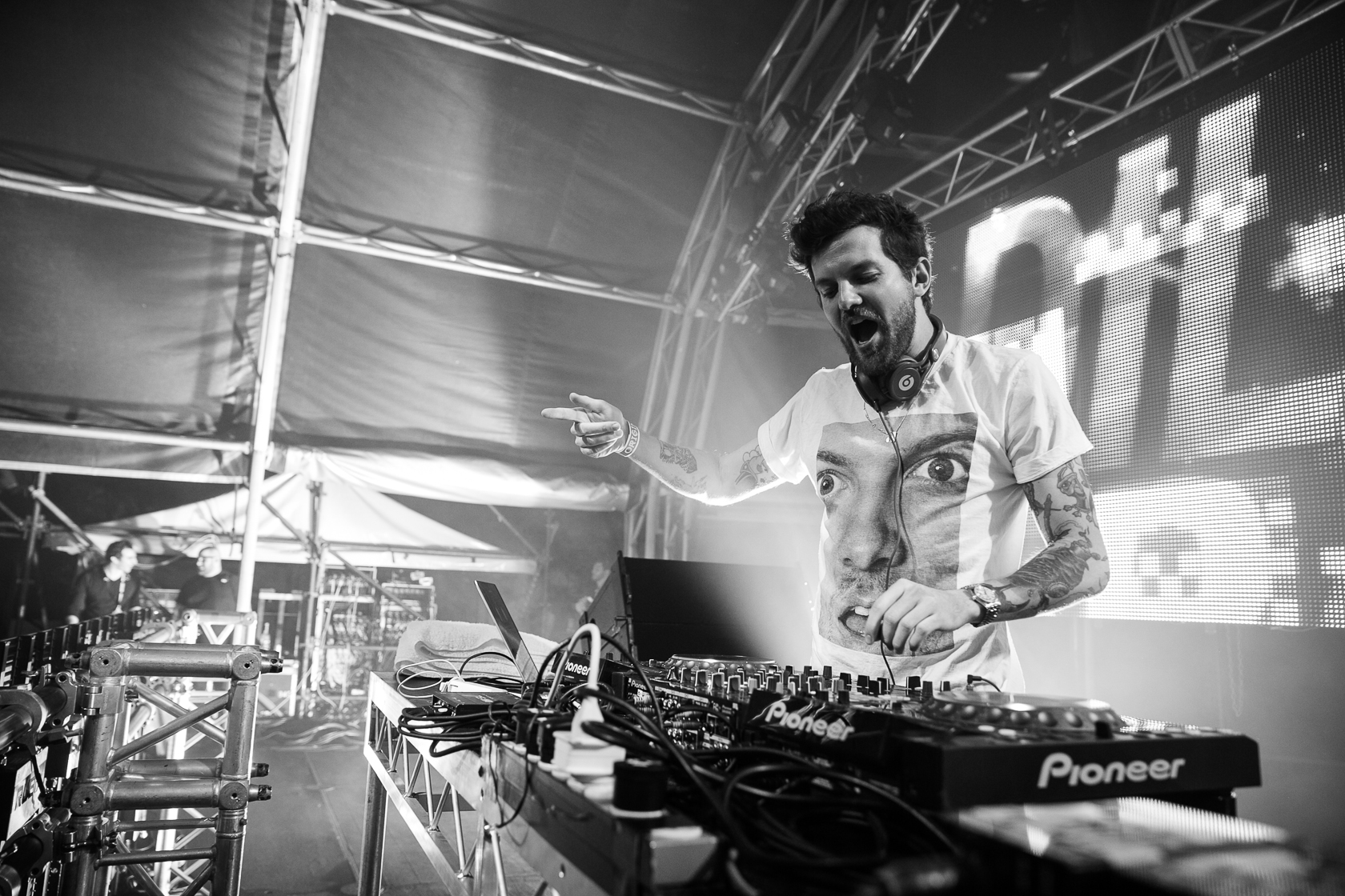 Dillon Francis gets back to his roots with video for latest single, 'We The Funk'JACKLWA 85