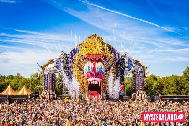 Red Cross tests 'future of emergency aid' at MysterylandMysteryland NL