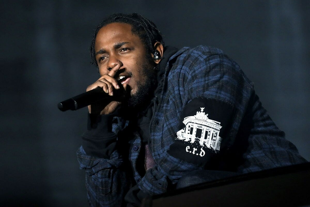 Hear The Code's new cover of Kendrick Lamar's 'Love'Kendrick Lamar Rick Kern Getty Images