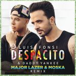 "Major Lazer and Moska remix Luis Fonsi's ""Despacito""Despacito Major Lazer Msoka"